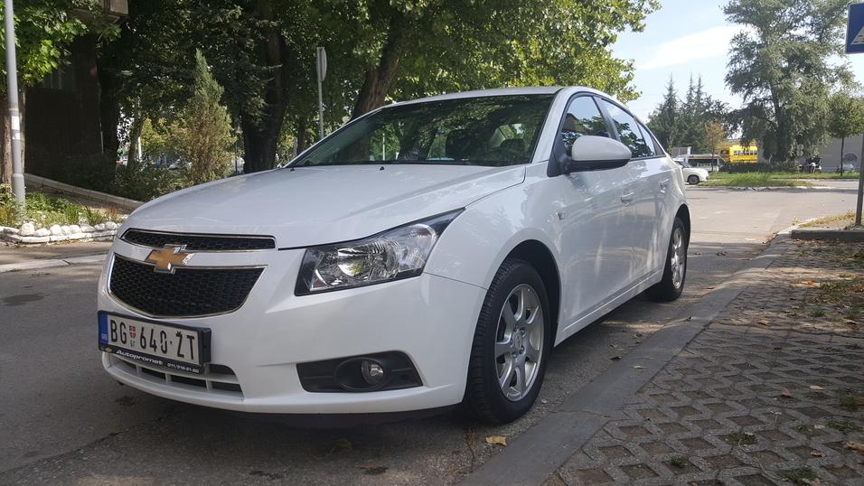 Chevrolete Cruze